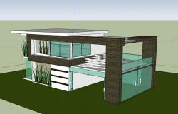 3D Modular House