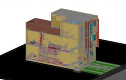 3D Residential House Design