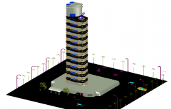 3S High Rise Building