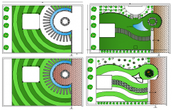 Garden Lay-Out  Plan