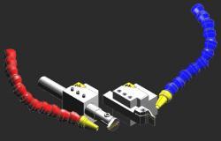 3d CNC tool