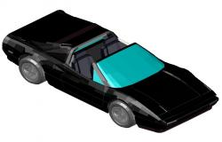 3d Car Design CAD File Free Download