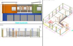 3d Complex Plan