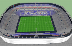 3d Football Stadium Design