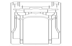 3d machinery design dwg file