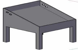 3d tables design