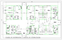 stabilization  clinic design plan