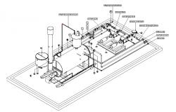 Machine Design DWG File