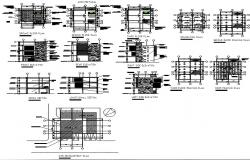 3storey office building dwg