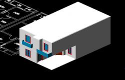 4 Marla House 2D+3D