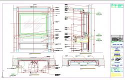 Bathroom vanities cad details