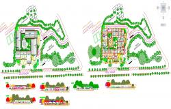 Health centre design plan