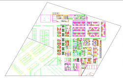 Town planing of hospital