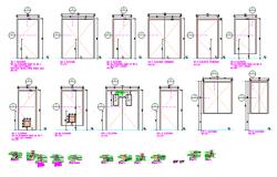 Steel Door Blocks
