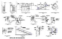 Detail of Railing