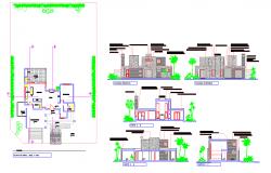 Elevation design detail