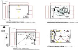 Dental Clinic design plan
