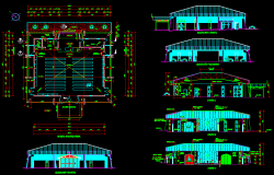 Church Plan DWG