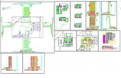 Hotel For Tourist Detail plan