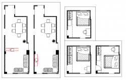 House Lay-out detail