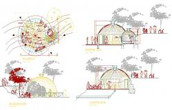 Modern Bungalows Design