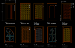 Board Door design