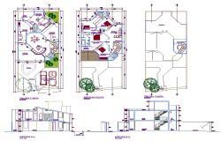 Urban House planing detail