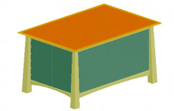 3D table Design