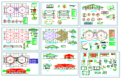 collage plan design