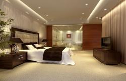 3d Hotel Bedroom