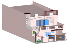 Home Elevation design