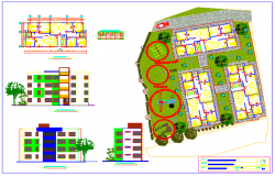 MUNICIPAL PROJECT OF APARTMENTS