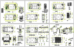 Dining room Detail plan