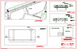 Wooden Bridge design