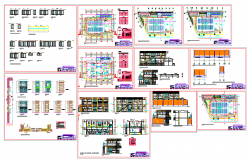 Commercial Complex Lay-out