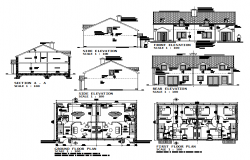 House section design