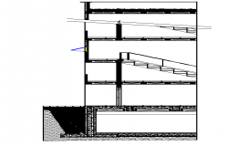 Stair Section Design