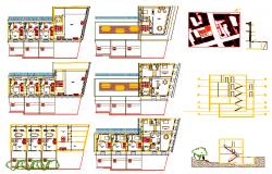 Apartment design of Architectural