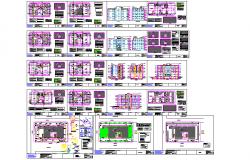 Hotel Plan Design