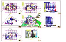 4 Star Hotel Design File