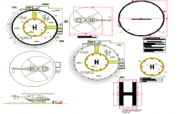 Heliport design Project