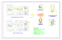 Plumbing Design For office