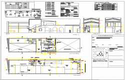 Plan and section design File