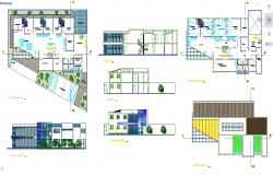 Office design Drawing