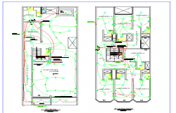 House electrical plan design