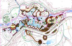 Town Planning Design plan
