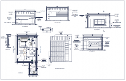 Office interior plan