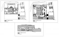 Auditorium design