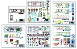 Bungalows detail plan