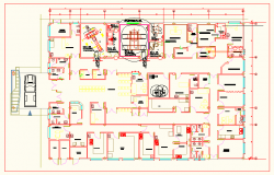 Diagnostic center plan